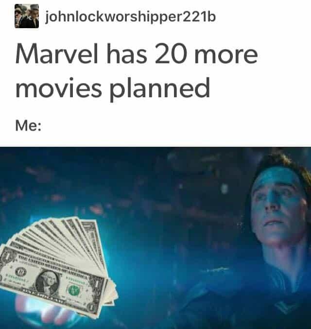 infinity war memes loki handing over tesseract