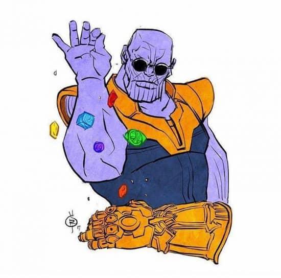 infinity war memes Thanos salt bae