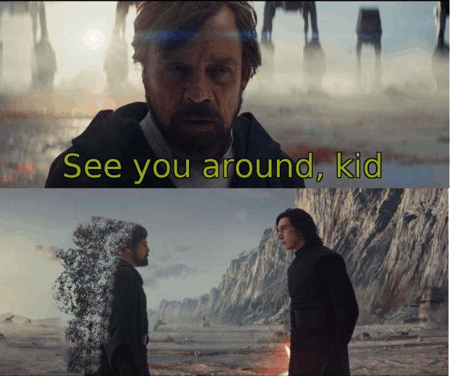 star wars infinity war meme spoiler