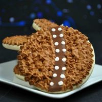 Star Wars Cookies | Wookie Cookies