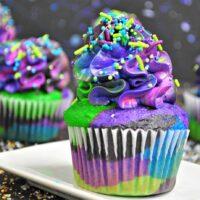 Star Wars Cupcakes From A Galaxy (Not So) Far, Far Away