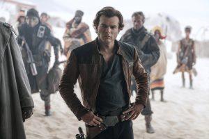 Alden Ehrenreich is Han Solo in star wars movie order