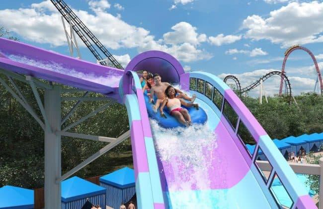 Hershey Park Water Park coaster