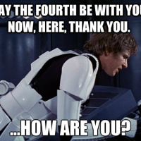 Star Wars Memes | May the Fourth Be With You
