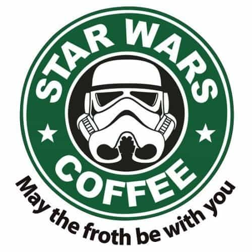 may the 4th meme star wars meme Starbucks may the fourth be with you meme