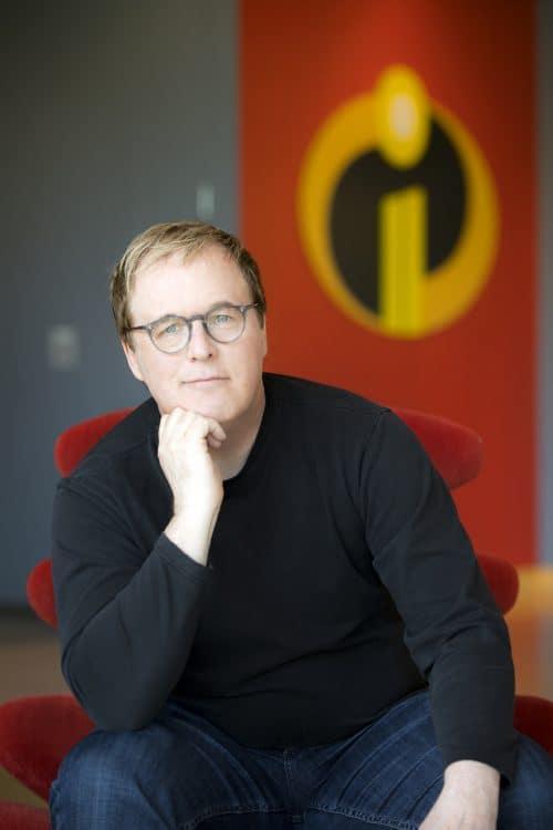Brad Bird, Incredibles 2 director, at Pixar