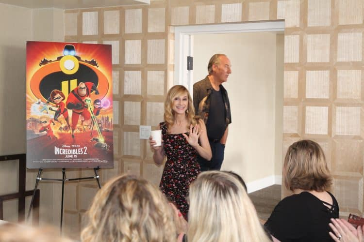 Holly Hunter And Craig T. Nelson on the Incredibles 2 | #Incredibles2Event