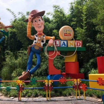 5 Super Cute Details At Toy Story Land