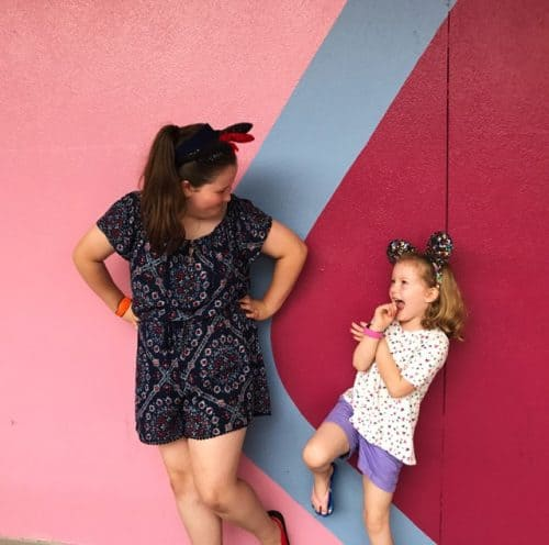 Disney Instagram Walls the Bubblegum Wall in Epcot