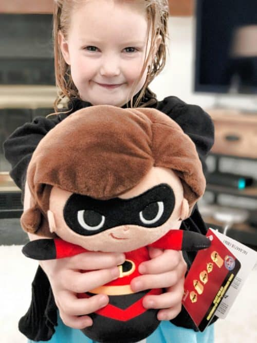 mrs incredibles plushie