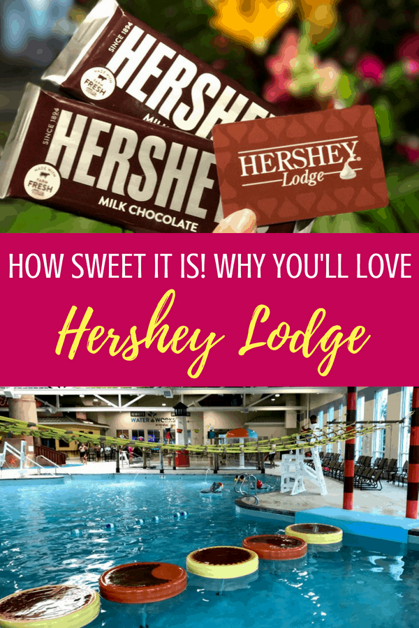 How Sweet it Is! Why You'll Love Hershey Lodge Hershey PA #Hersheypark #hersheypa #hersheylodge #hershey #food #restaurants #hersheyhotels #travel #traveltips