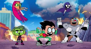 Teen Titans Go to the Movies parent movie review