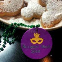 Beignet Dash fun run at Port Orleans French Quarter