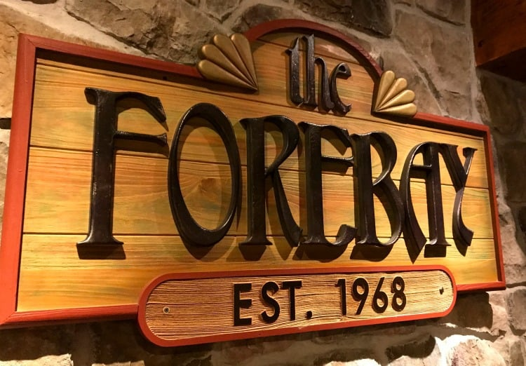 forebay hershey lodge restaurants