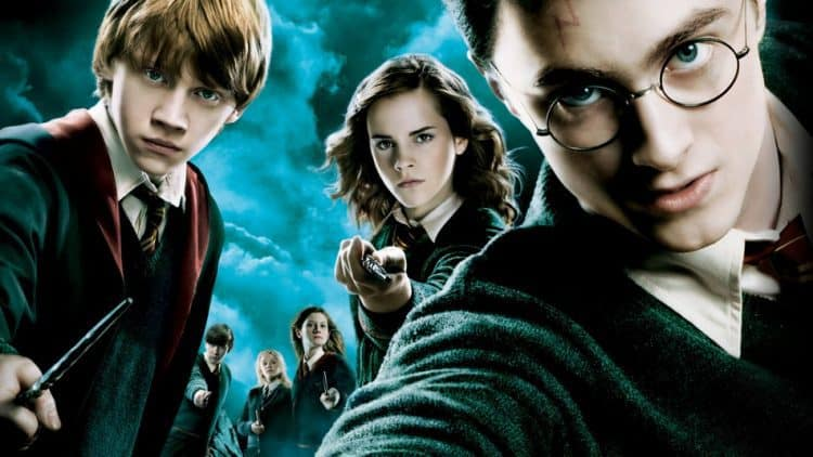 list of Harry Potter movies in order to watch before Crimes of Grindelwald