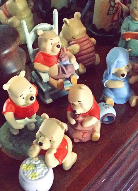 winnie the pooh figurines