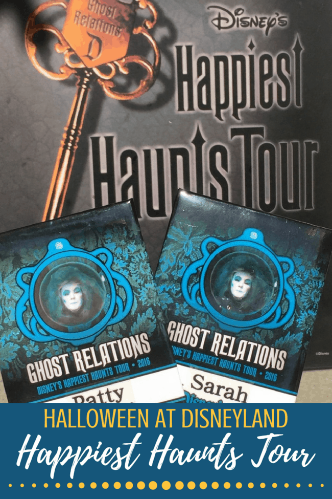 Halloween Time at Disneyland has returned! This Happiest Haunts Tour Review will get you in the spooktacular mood as you count 999 ghosts in the Haunted Mansion tour at Disneyland. #Disneyland #disneytour #disney #halloween #disneyhalloween #travel #hauntedmansion
