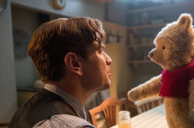 Christopher Robin (Ewan McGregor)