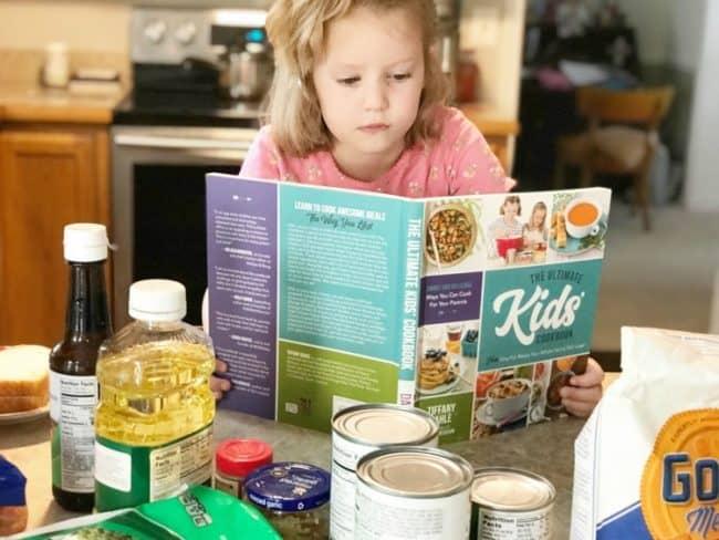 My Kids Agree: The Ultimate Kids' Cookbook Rocks!