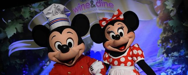 Disney Wine and Dine 2018 race weekend