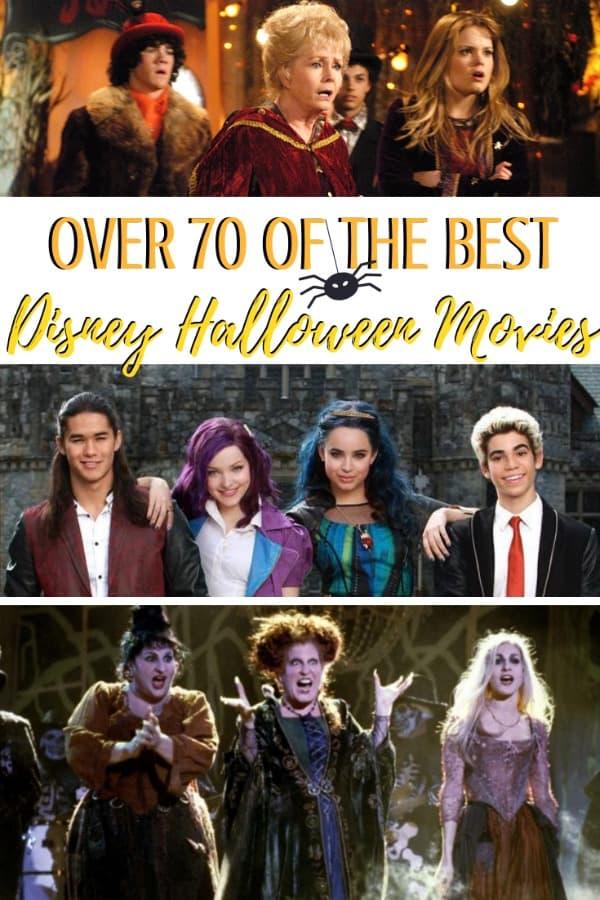 70 of the best disney halloween movies