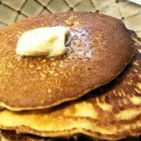 Almond Keto Pancakes