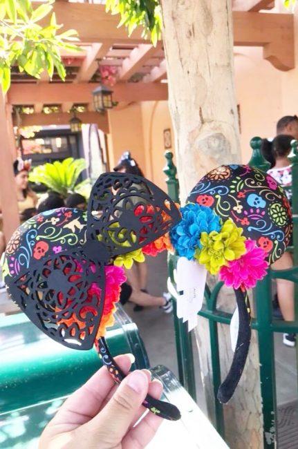 Coco Mickey ears headbands
