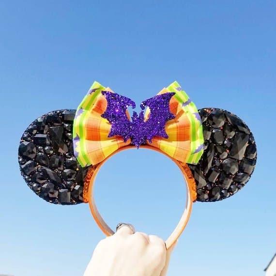MNSSHP Custom Mickey Ears