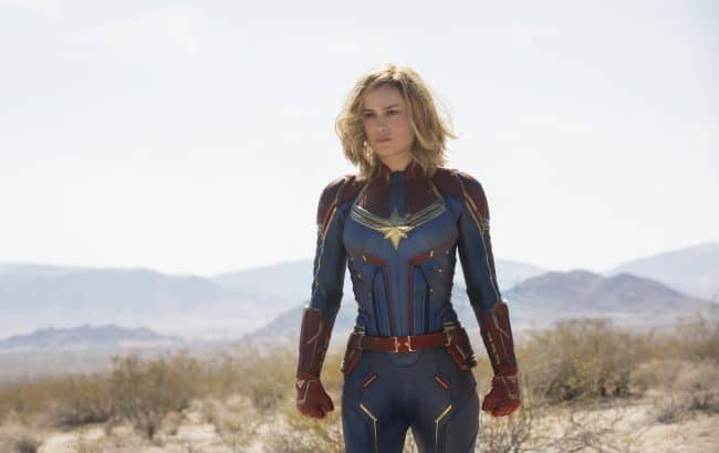 Marvel Studios' CAPTAIN MARVEL..Carol Danvers