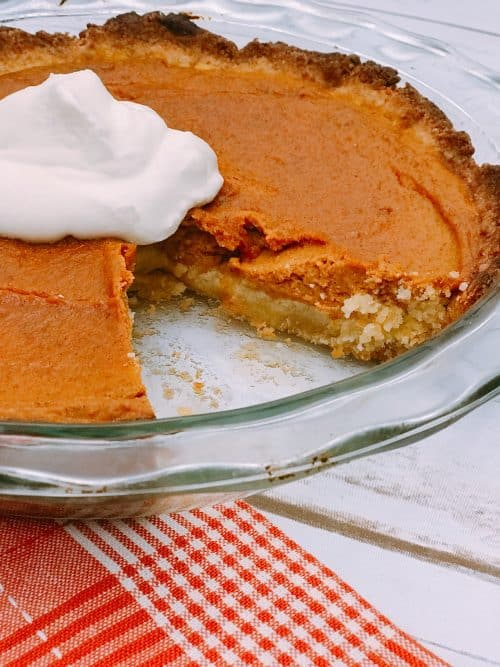 Family keto recipes for thanksgiving Keto pumpkin pie