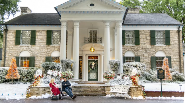 Christmas at Graceland Hallmark Channel Christmas movies
