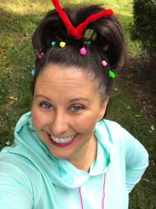 vanellope costume hair accessories