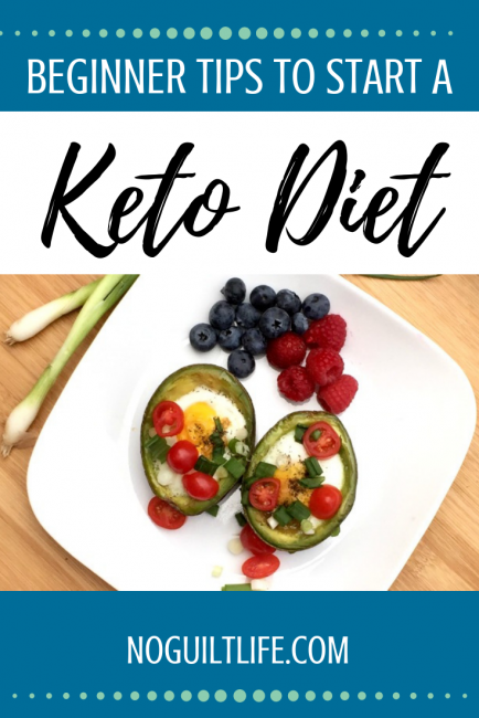 Tips To Start the Keto Diet for Beginners