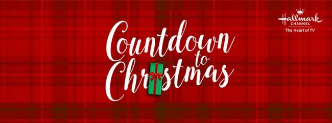 Hallmark Channel Christmas Movies: the 2018 Countdown to Christmas