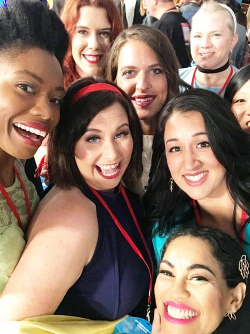 Pulling off a Red Carpet Princess Disneybound | #RalphBreakstheInternetEvent