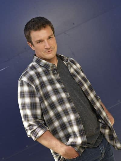 ABC's The Rookie Nathan Fillion