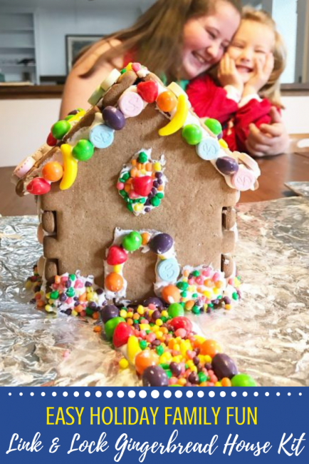 holiday family fun the best gingerbread house kits