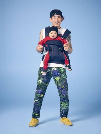 ABC's Single Parents Jake Choi as Miggy.