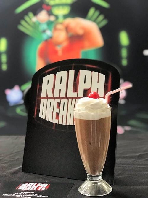 Ralph Breaks VR at The Void VR Milkshake
