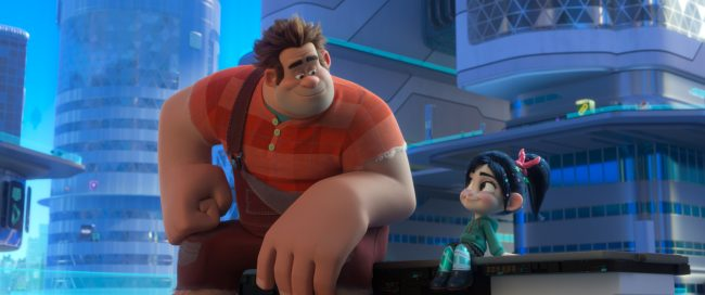 RALPH BREAKS THE INTERNET Parental Movie Review Ralph and Vanellope