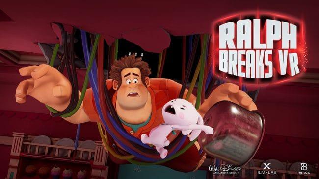 ralph breaks vr The VOID VR