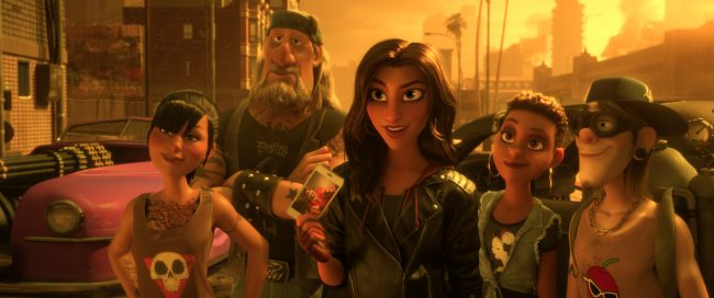 RALPH BREAKS THE INTERNET parent movie review shank and crew