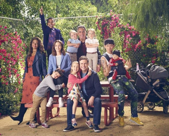 ABC's Single Parents Set Visit full cast