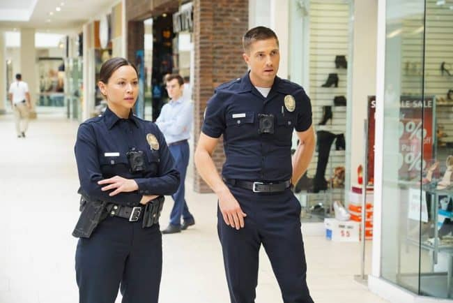 ABCs the rookie episode the hawke