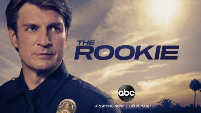 ABCS the rookie promo pic