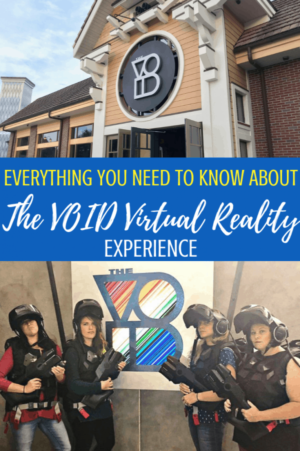 The Void VR experience