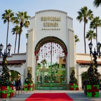 What You'll Find At Universal Studios Hollywood Christmas