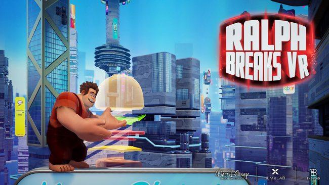 The void VR Ralph 2