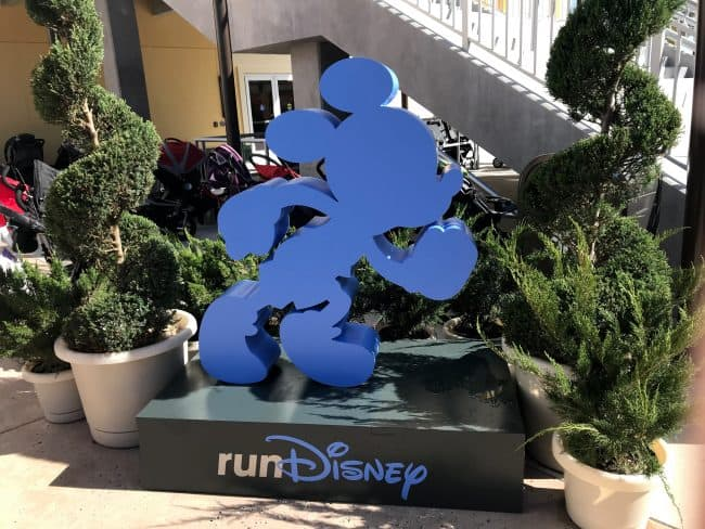 runDisney running Mickey