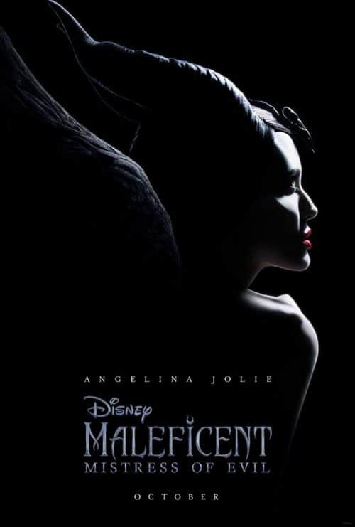 maleficent 2 movie poster